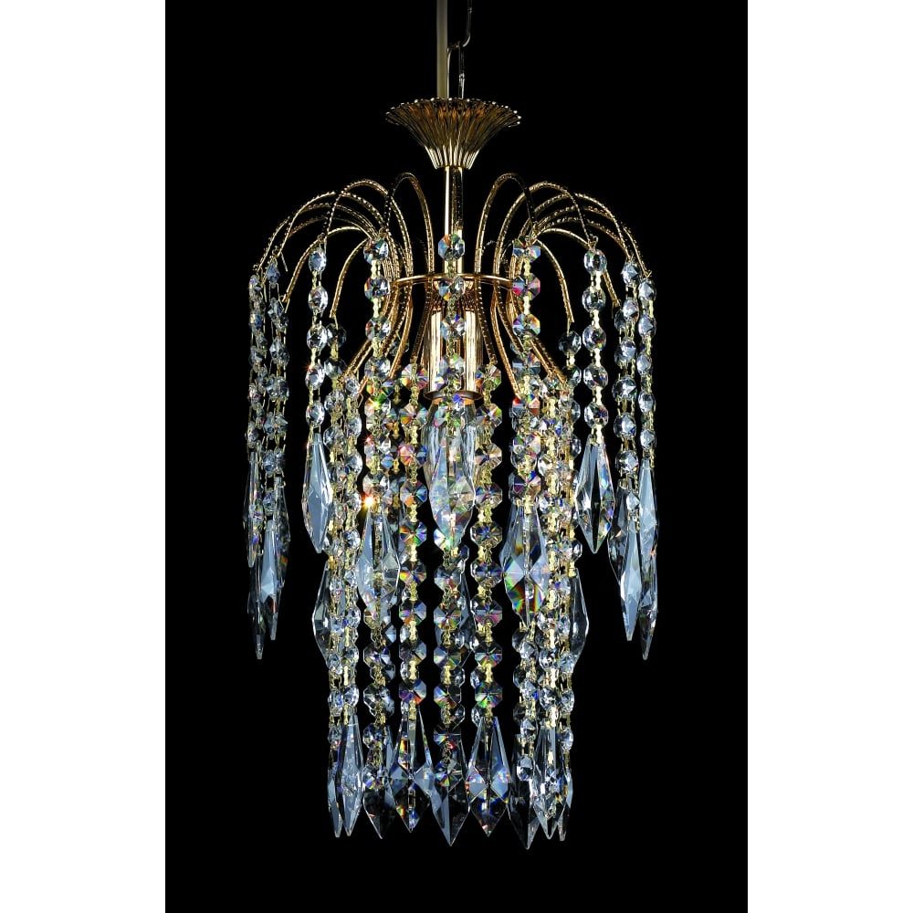 Impex lighting shower 20 cm crystal waterfall chandelier st0190020 shower 20 cm crystal waterfall chandelier st019002001 aloadofball Gallery