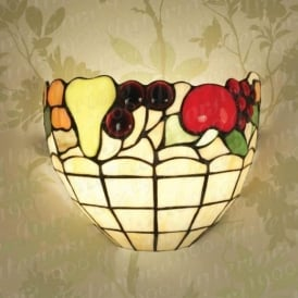 Cornucopia TV46W Tiffany Wall Light
