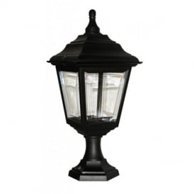 Kerry Pedestal/Porch Exterior Lantern IP44