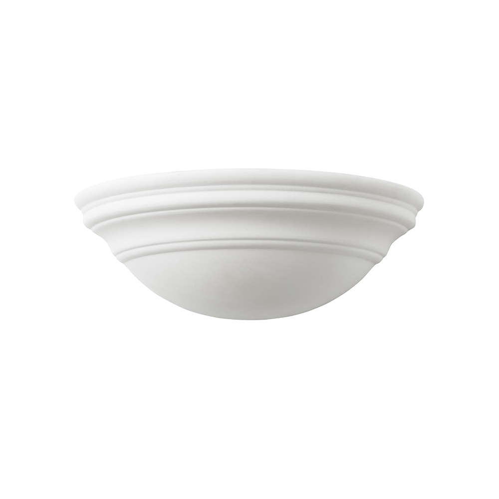 Endon Knightly Contemporary Ceramic Wall Light UG-WB-C - Lighting from The Home Lighting Centre UK