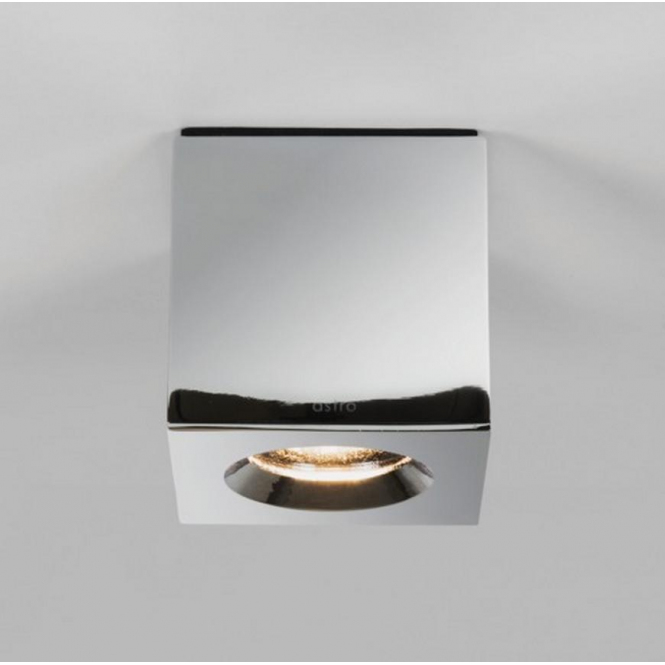 Astro Lighting Kos Square Downlight in Polished Chrome Finish 7508
