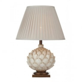 LAY4233/X Layer Decorative Artichoke Design Large Table Lamp with Shade