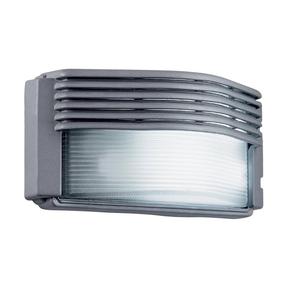 Low Energy Exterior Wall Lights : Searchlight LE3065GY Low Energy Outdoor Wall Light - Lighting from The Home Lighting Centre UK