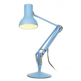 LED Type 75 Mini Lamp in Powder Blue