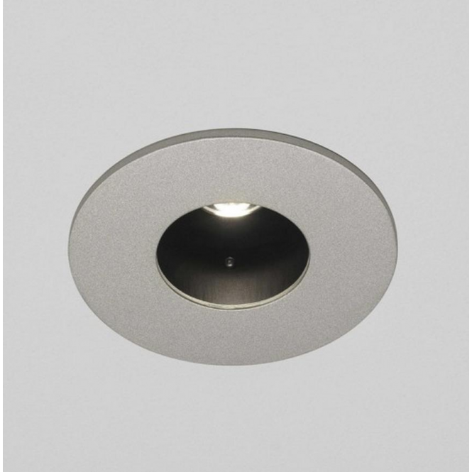 Astro Lighting Lenta Fixed Downlight in Painted Silver Finish 5713