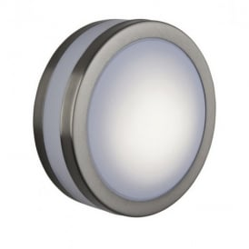 Low Energy Stainless Steel Exterior Bulkhead Lamp - 6411