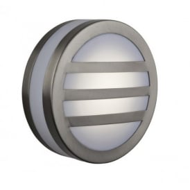 Low Energy Stainless Steel Exterior Bulkhead Lamp - 6422