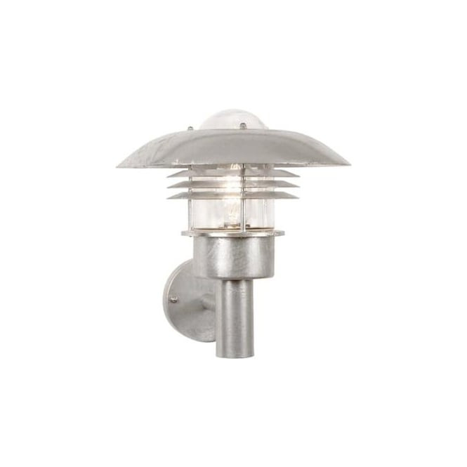 Elstead Malmo MA1 Stainless Steel Exterior Wall Light IP43