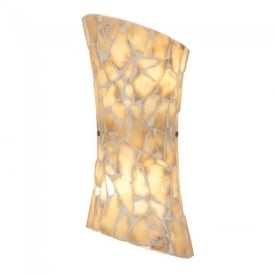MARCONI-2WBNA Mosaic Wall Bracket In Natural Stone