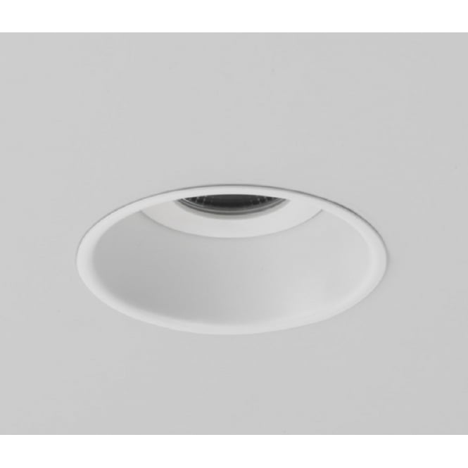 Astro Lighting Minima Modern Round Recessed LED Downlight In White Finish 5770
