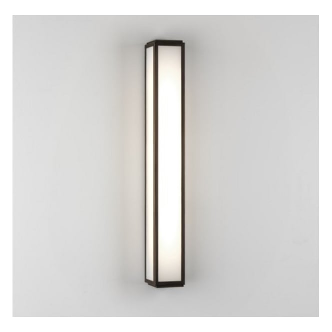Astro Lighting Modern Bathroom Wall Light In Bronze Finish MASHIKO 7907