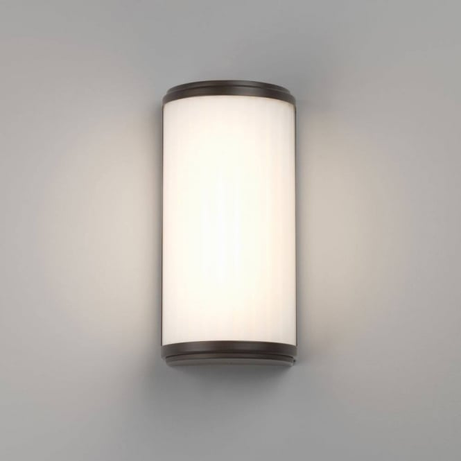 Astro Lighting Monza 250 Bathroom LED Wall Light In Bronze Finish 7982