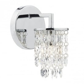 Niagara Modern Single Crystal Wall Light NIA0750