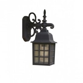 Norfolk Black Outdoor Wall Light NOR1522