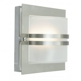 BERN STAINLESS STEEL outside light, IP54
