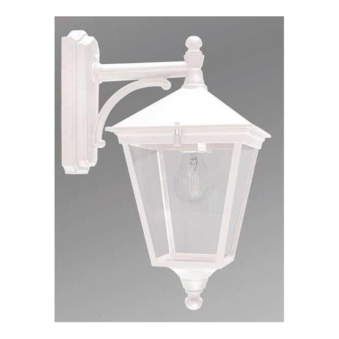 Turin T2 Lantern with Clear Lens IP44