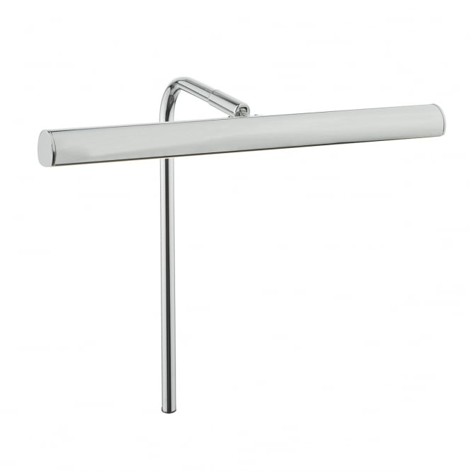 Dar Lighting Olney LED Picture Light In Polished Chrome Finish OLN6650
