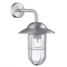 Outdoor Wall Light In Stainless Steel Finish IP44 3291SS