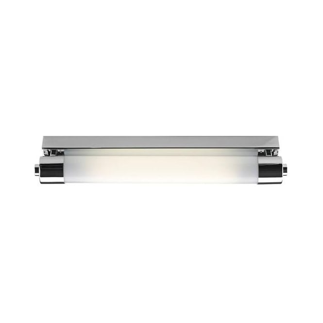 Dar Lighting PER0702 Perkins Short Striplight Ceiling Fitting In Chrome