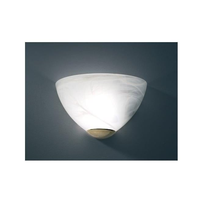 Dar Lighting POR0769 Porto Wall Light