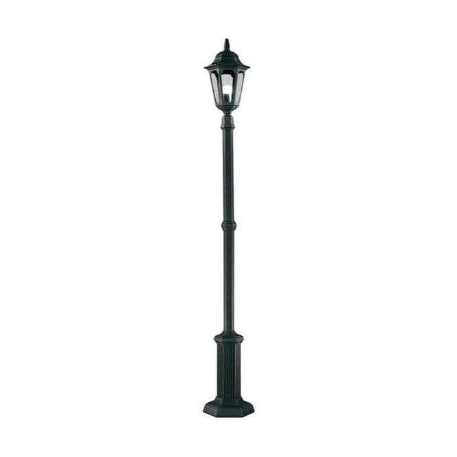 Elstead PR6 exterior Parish post lantern, IP44