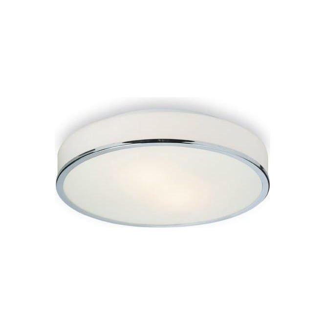 Firstlight Profile Flush Low Energy Bathroom Ceiling Light 60285ch Lighting From The Home