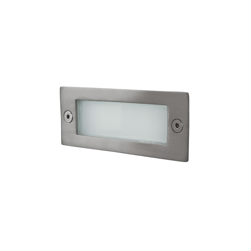 Firstlight Rectangle LED Wall Or Step Light, Rated IP44 - 8101 - Lighting from The Home Lighting ...