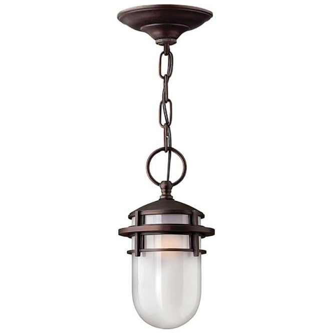 Hinkley Reef Hanging Exterior Light Bronze HK/REEF8 VZ