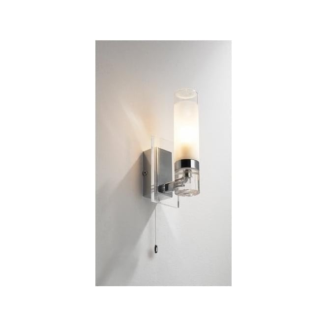 Dar Lighting REF0750 Reflex 1 Light Wall Fitting IP44