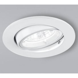 RF294 Recessed Downlight With White Finish