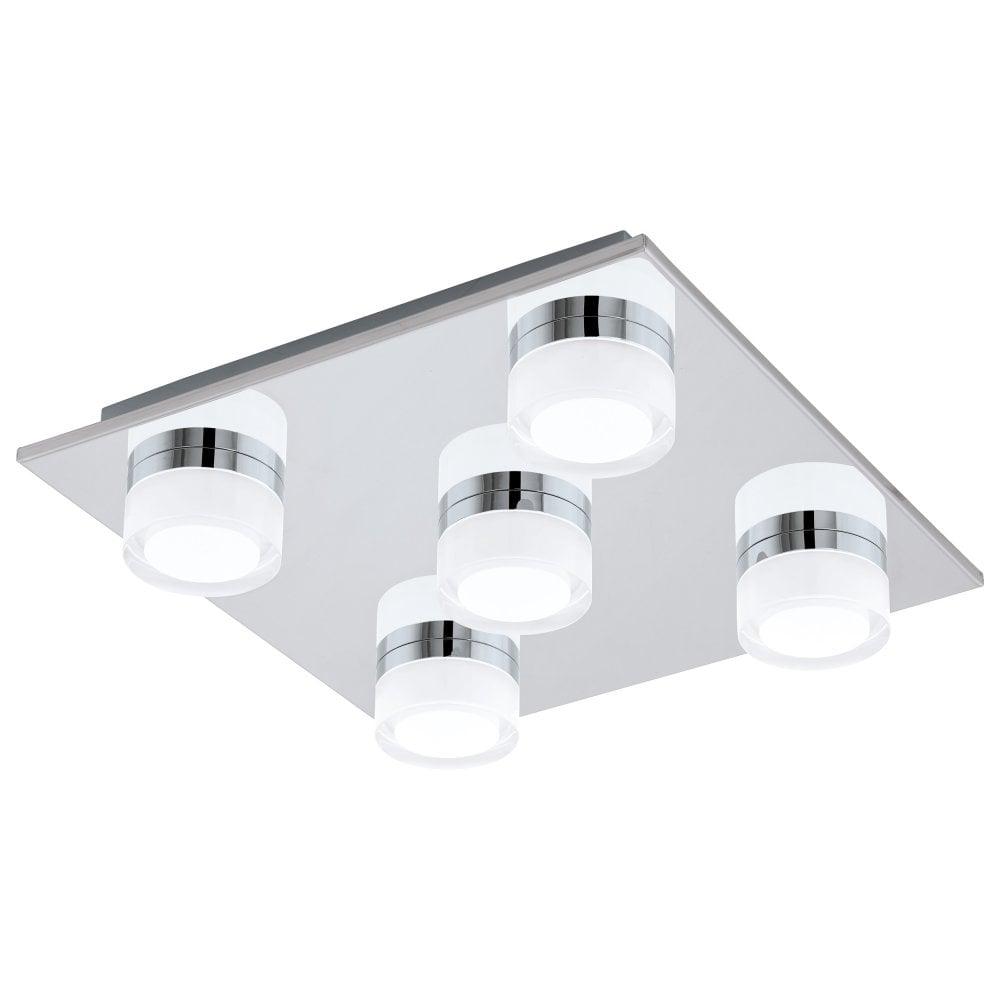Eglo Lighting Romendo 1 Modern Led, Modern Led Bathroom Lighting