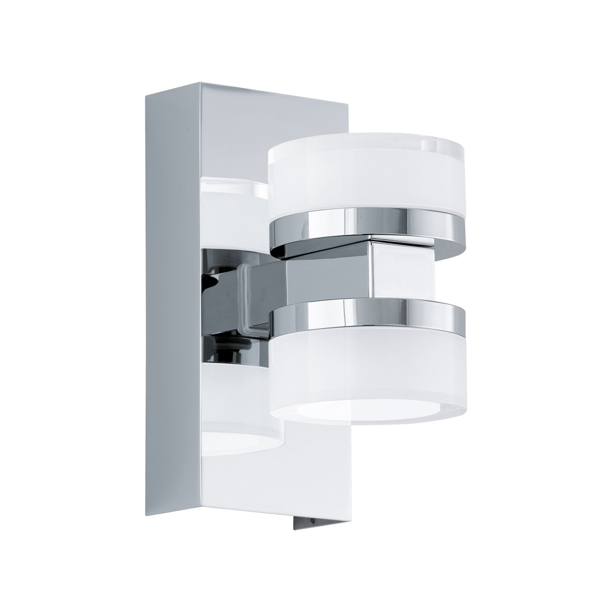 Eglo Lighting Romendo 1 Modern LED Dimmable Bathroom Up And Down Wall Light IP44 96541