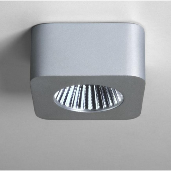 Astro Lighting Samos Square Spotlight in Anodised Aluminium Finish 5717