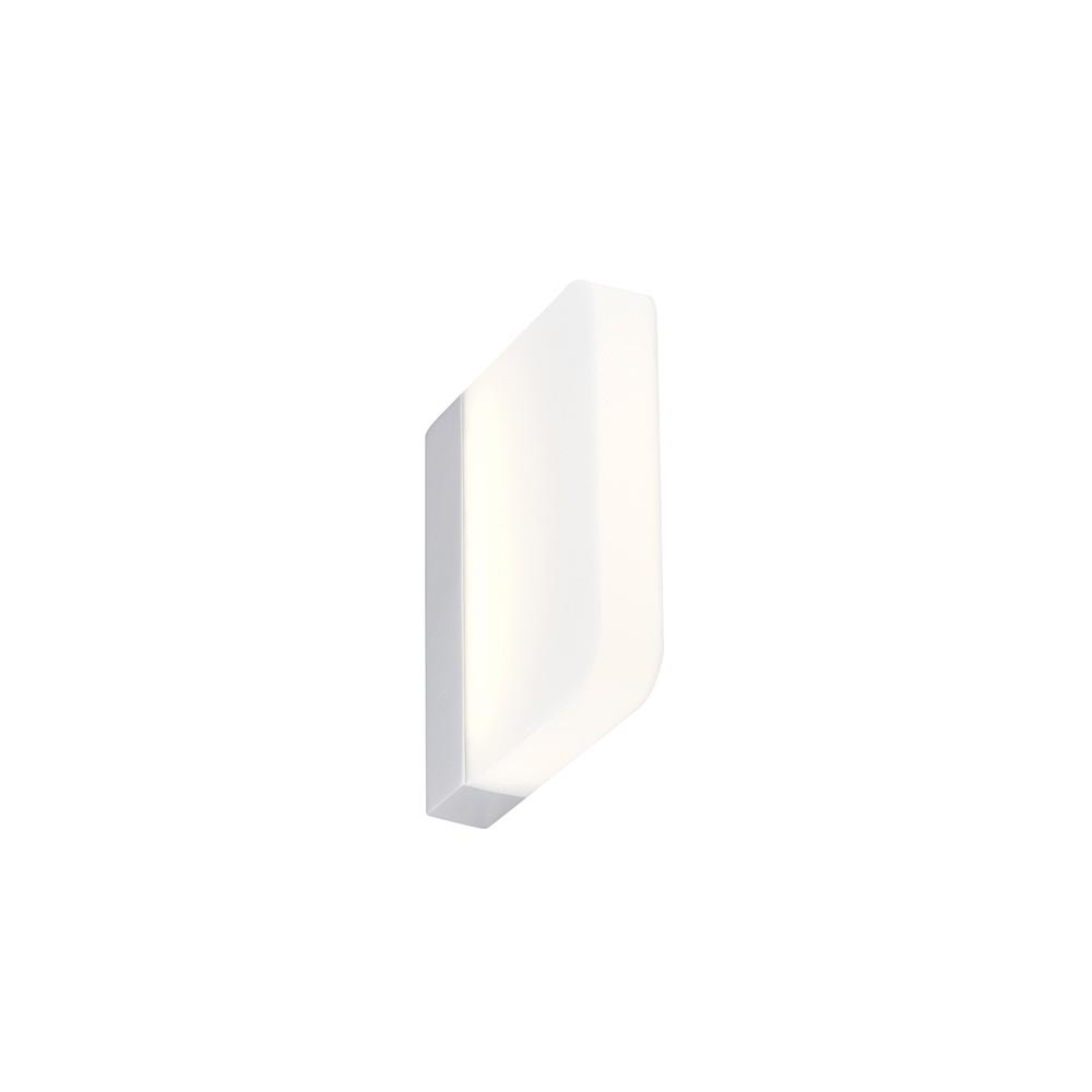 Led Bathroom Centre Light saxby lighting 43709 mirage led bathroom chrome & white plastic