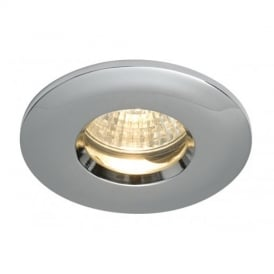 DL805C Storm Bathroom Polished Chrome Recessed Downlight