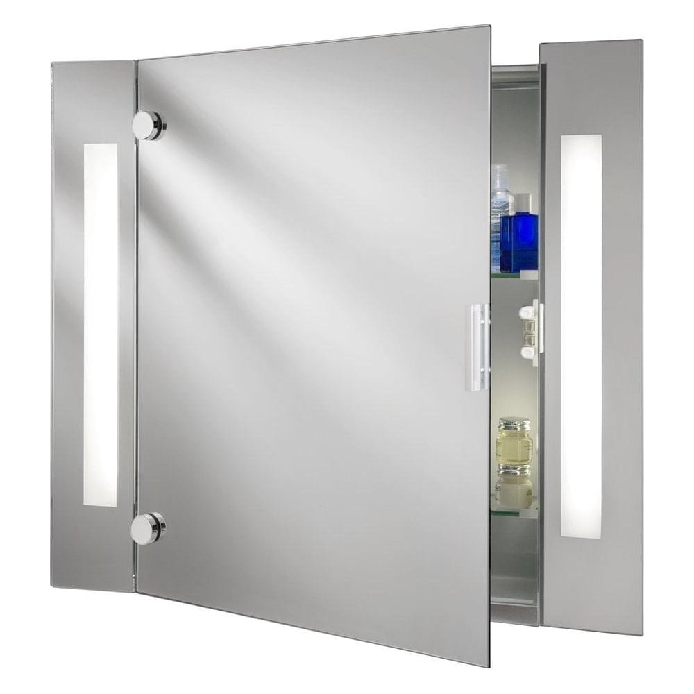 6560 Illuminated Mirrors Bathroom Cabinet (IP44)  sc 1 st  The Home Lighting Centre & Searchlight 6560 Illuminated Mirrors Bathroom Cabinet (IP44 ...