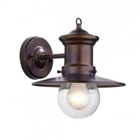 Sedgewick Outdoor Wall Light In Bronze Iron - SED1529
