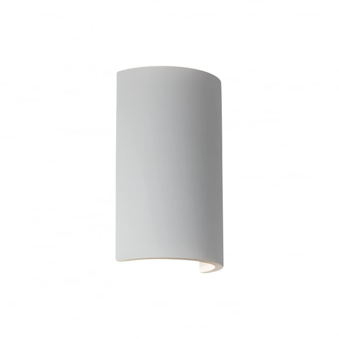 Astro Lighting Serifos 170 Up And Down LED Wall Light In White Plaster Finish 7613