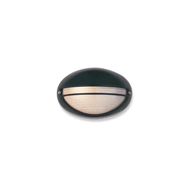 Firstlight Streamline Outdoor Black Wall Light -5202