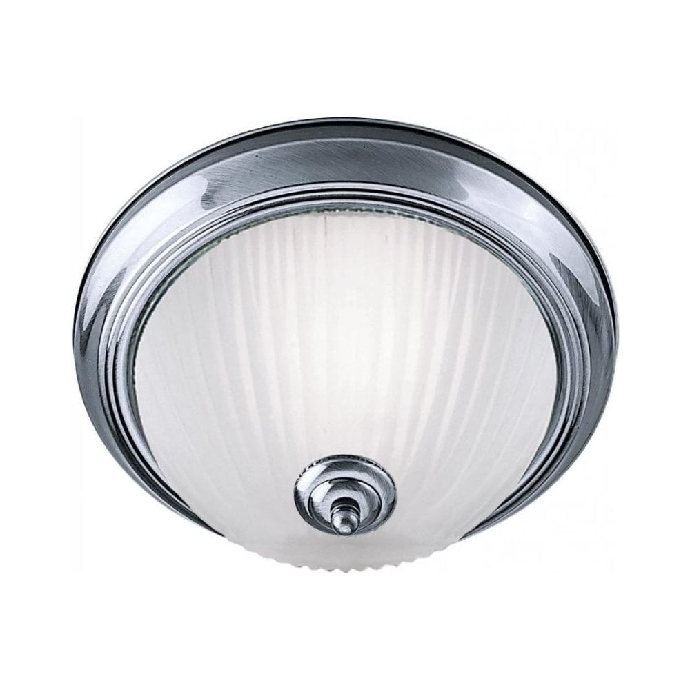 Thlc 4042 2 light satin silver bathroom flush ceiling light with 4042 2 light satin silver bathroom flush ceiling light with ribbed glass mozeypictures Choice Image