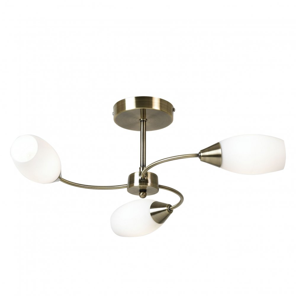 Semi Flush Ceiling Lights Modern