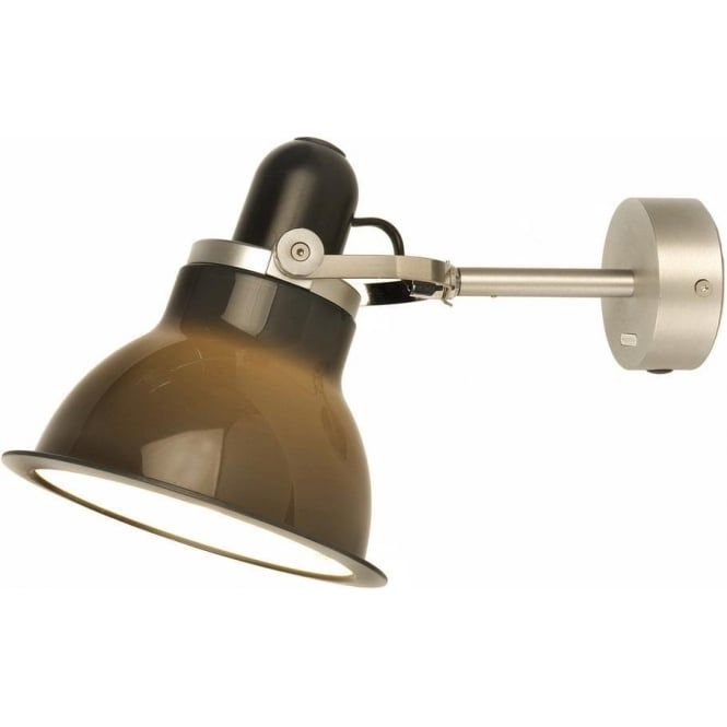 Anglepoise Type 1228 Wall Light, Granite Grey