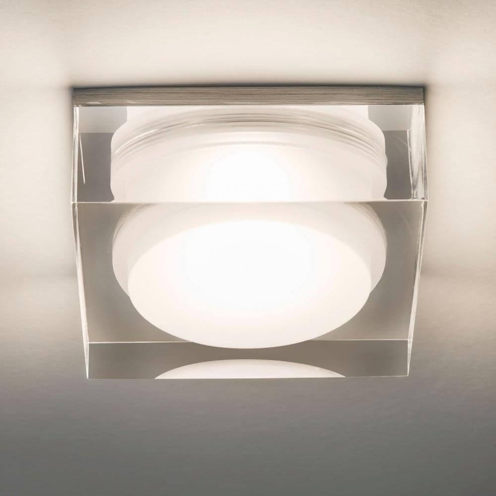 Bathroom Wall Sconces Vancouver: Astro Lighting Vancouver 90 LED Modern Bathroom Square