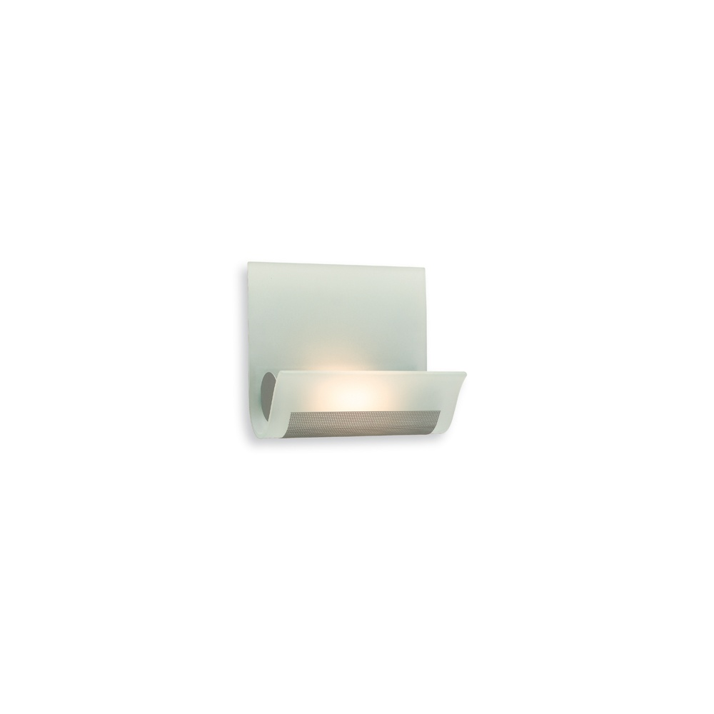 Vetro Glass Wall Lights : Firstlight Vetro Halogen Glass Wall Light - WL228 - Lighting from The Home Lighting Centre UK