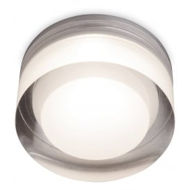 View LED Dimmable Round Acrylic Bathroom Downlight IP44 2341