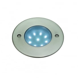 Walkover Outdoor LED Light In Stainless Steel Finish IP68 1806