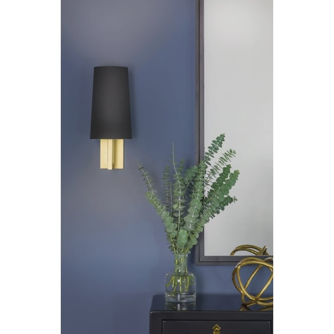 Astro Lighting Wall Light Bracket In Matt Gold Finish RIVA 7570