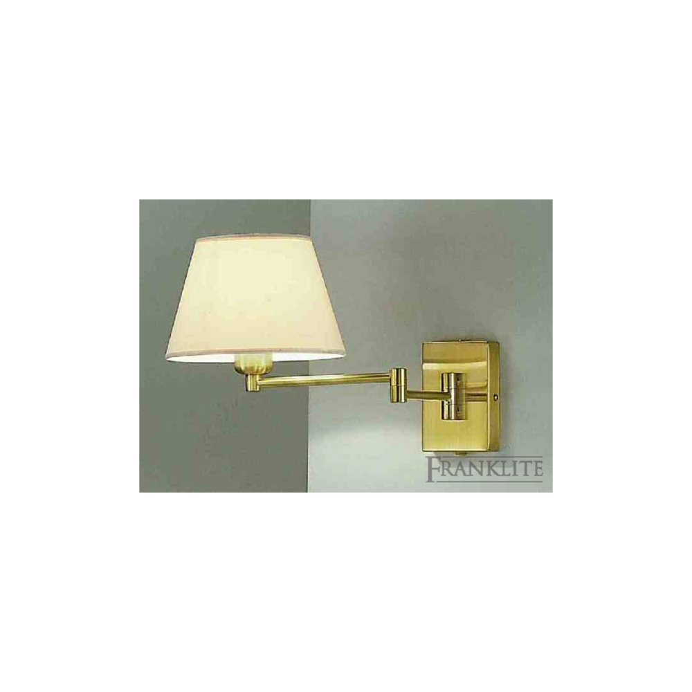 Wb5029004 Wall Light With Swing Arm Bracket Lighting From The