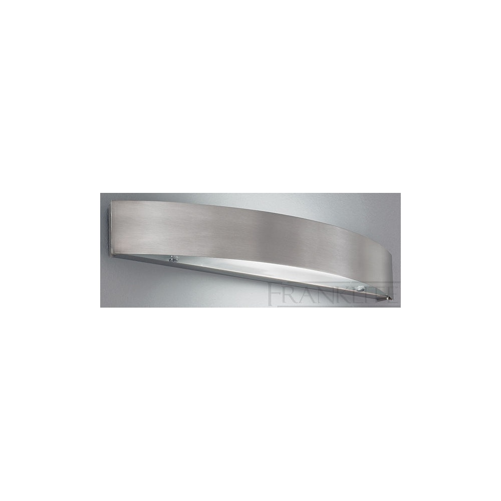 Wall Lights Low Energy : Franklite Lighting WB950EL Low Energy Wall Light In Brushed Nickel - Lighting from The Home ...