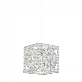 Wynyard Acrylic Non Electric Ceiling Pendant Light NE-WYNYARD-CH